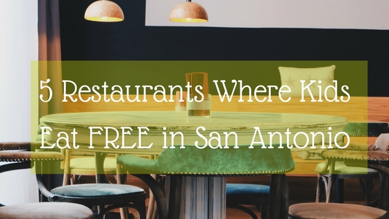 5 restaurants where kids eat free in san antonio mclife for Acadiana cafe cajun cuisine san antonio tx