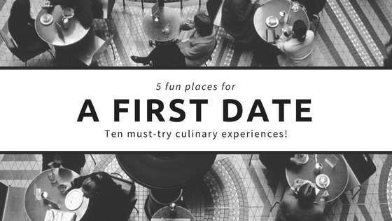 best places to go on a first date