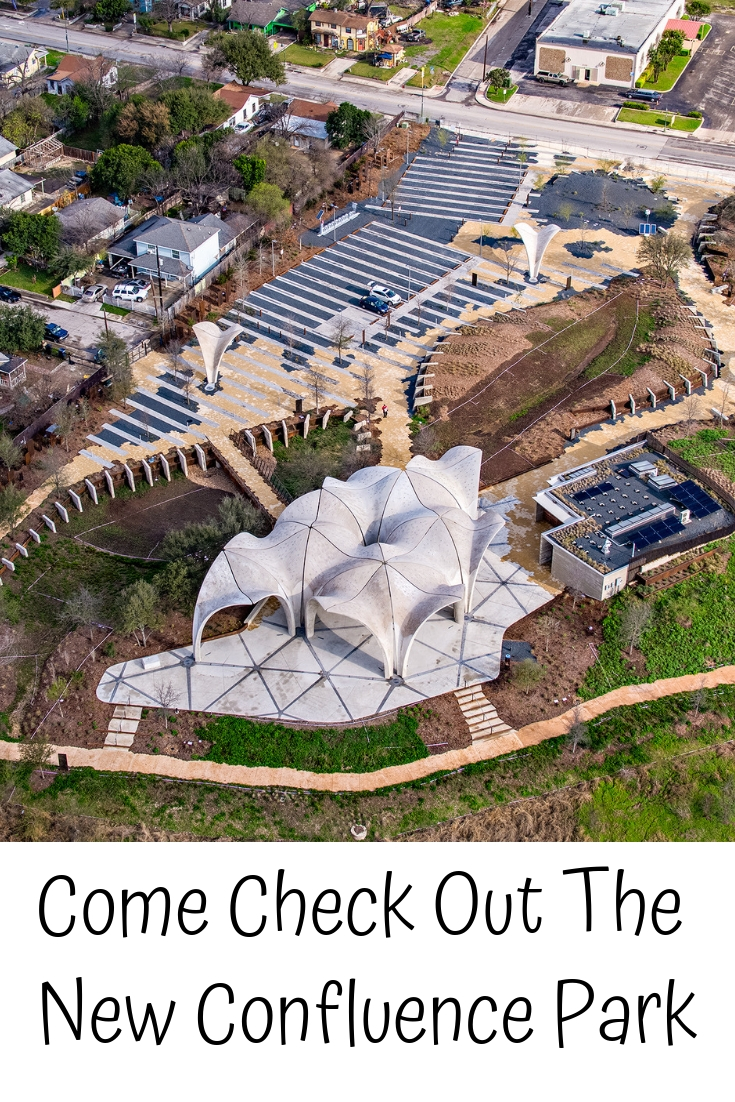 """Come check out the new Confluence Park - a new addition to the San Antonio Southside! The San Antonio River Foundation and Las Casas are celebrating with Pink Martini, knowns as the """"Biggest Little Orchestra""""."""