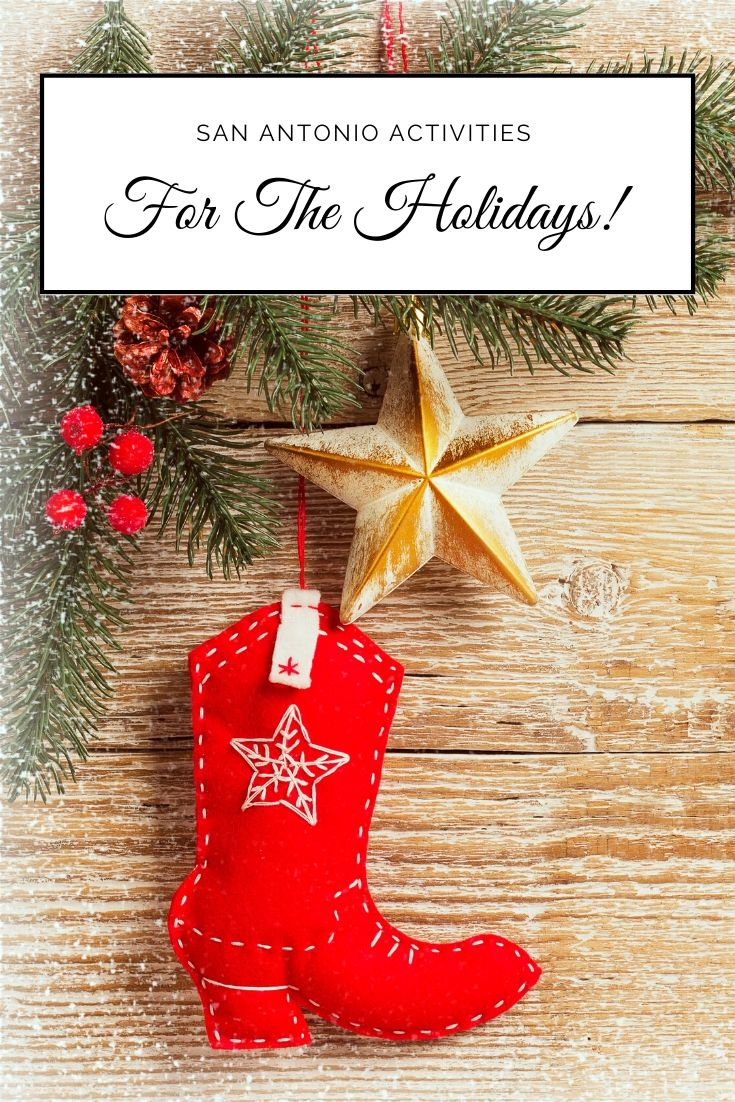 Looking for something fun for everyone in your apartment this holiday season? Here are a few ideas! Holiday fun here in San Antonio is brimming with excitement and holiday cheer!