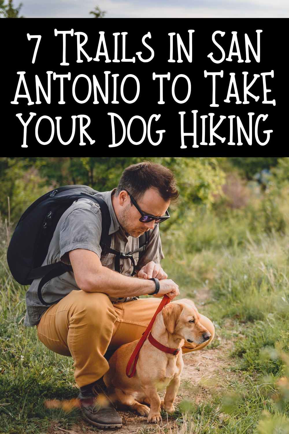 Have you done any San Antonio hiking? If not, now is the time to start. Here are some San Antonio hiking trails that you can visit with your dog!