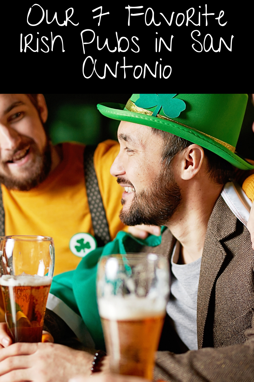 These are our favorite Irish pubs in San Antonio, check out these awesome spots for celebrating St. Patrick's Day in San Antonio.